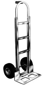 WESCO Aluminium Pin Handle Hand Truck