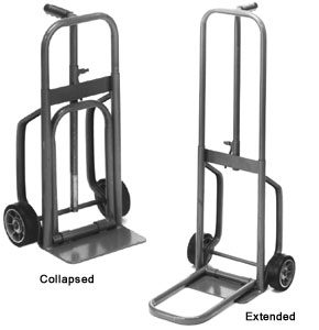 Adjustable Folding Hand Truck