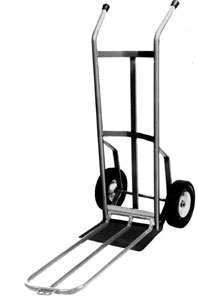 All Steel Folding Nose Utility Truck