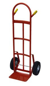 All Steel Two Handle High Back Truck