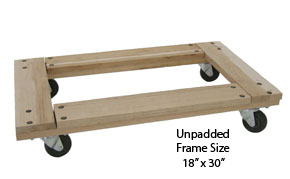 Elkay Flush Top Frame Dolly Truck