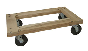 Elkay Heavy Duty Flush-Top Frame Dolly Truck