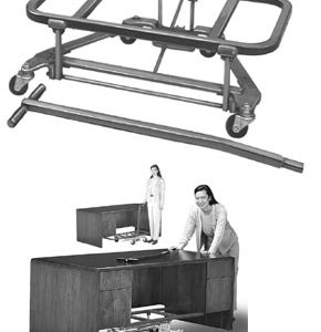 Mighty King Desk Lift