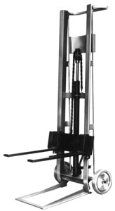 Hydraulic Pedal Lift Adjustable Forks