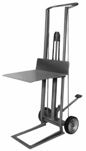 Hydraulic Pedal Lift Standard Hand Truck