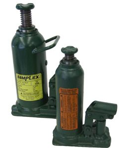 Single Pump Hydraulic Jacks