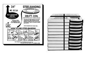 """Elkay 3/4"""" x .020 Steelbanding"""