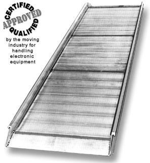 Heavy Duty Aluminum Moving Van Ramp