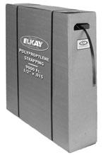 Non-Metallic Polypropylene Strapping System