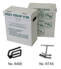 Polypropylene Strapping Kit