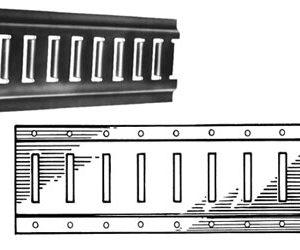 Series E Track Horizontal Track