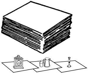 Unprinted Newsprint