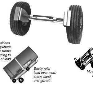 WESCO Super Wheel MSWK